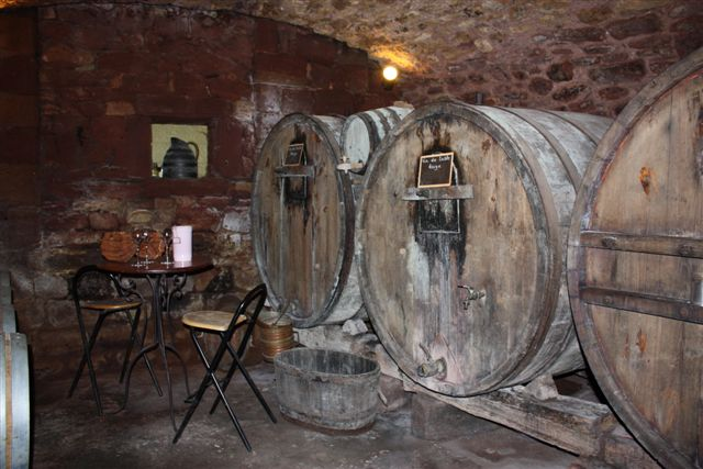 Les vins rares