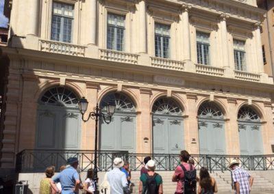 Lyon trip with Alliance Française de Bristol et Bath
