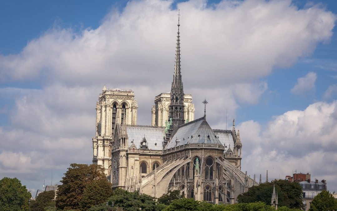 Notre Dame – Vocabulaire pour décrire une église