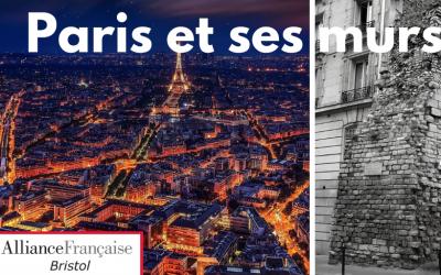 Online Café Artistique: Paris et ses murs